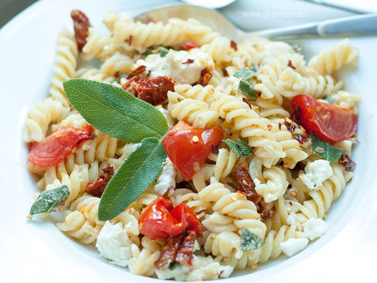 Vapiano Style Pasta Salvia [Veggy] | SHELIKES - a lifestyleblog | Bloglovin