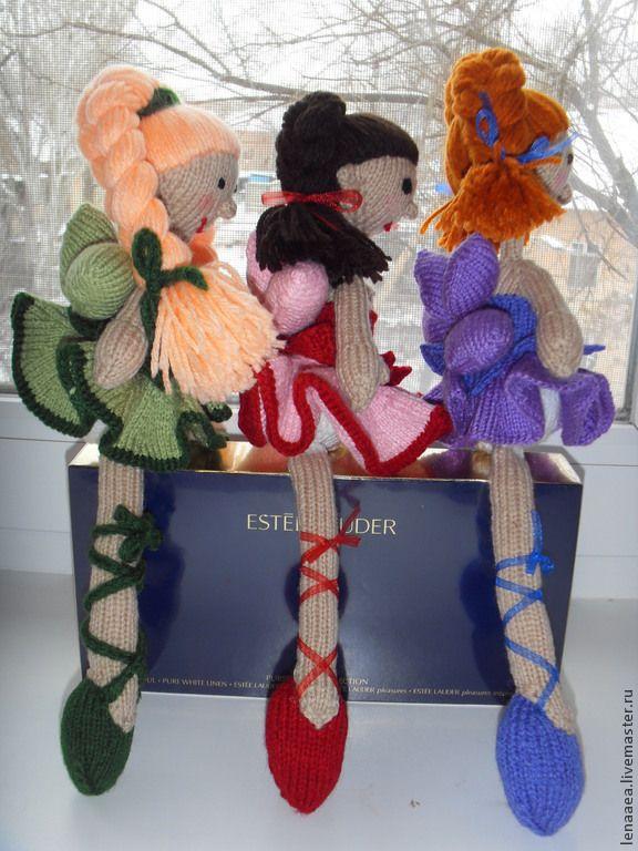 Купить Феечка. Кукла вязаная. - фея, кукла ручной работы, кукла интерьерная, кукла в подарок