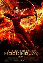 The Hunger Games: Mockingjay - Part 2 SD UV