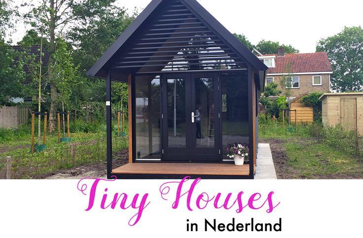 Alles over Tiny Houses in Nederland: wat ze kosten, wat er kan en waar ze al staan. Met foto's!