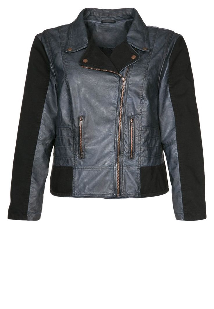 Ulla Popken - Leather jacket