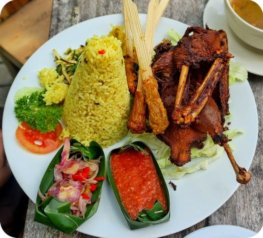 Bebek Goreng Khas Bali