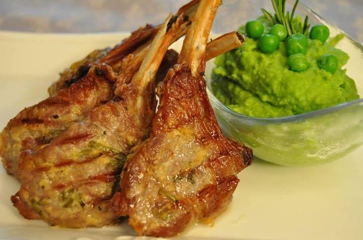 pirzola - turkish food - türk yemekleri