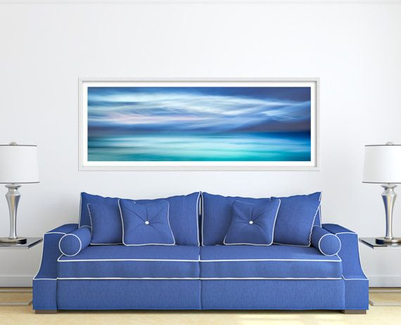 Extra large abstract panorama from Scotland  by TheSkyeBlueGallery