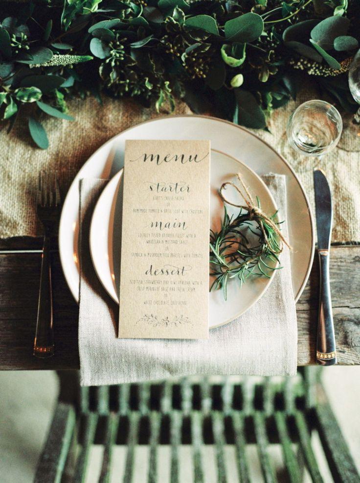 Elegant Rustic Wedding Inspiration by Wedding Creations UK | Style Focused Wedding Venue Directory | Coco Wedding Venues - Image by Theresa Furey Photography.