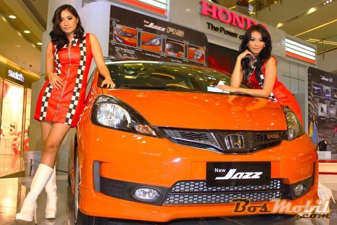New Honda Jazz Lebih Banyak Pilihan