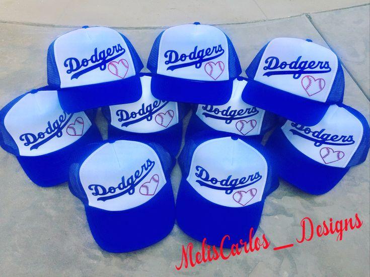 Dodger Trucker Hats | Los Angeles Dodgers | Dodger Girl | Dodger Hats