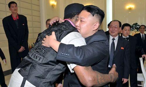 Tình bạn suốt đời giữa Kim Jong-un và cựu ngôi sao bóng rổ Mỹ