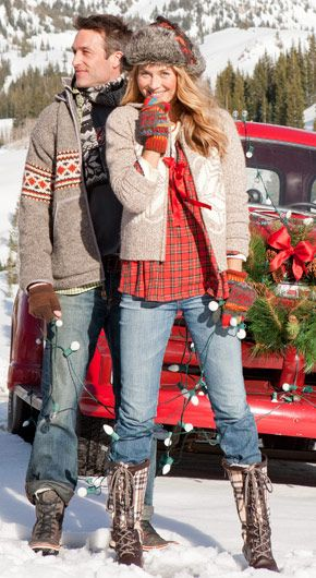 cute & cozy winter outfits