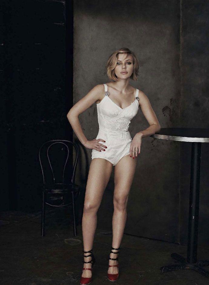 Scarlett Johannson Dolce&Gabbana