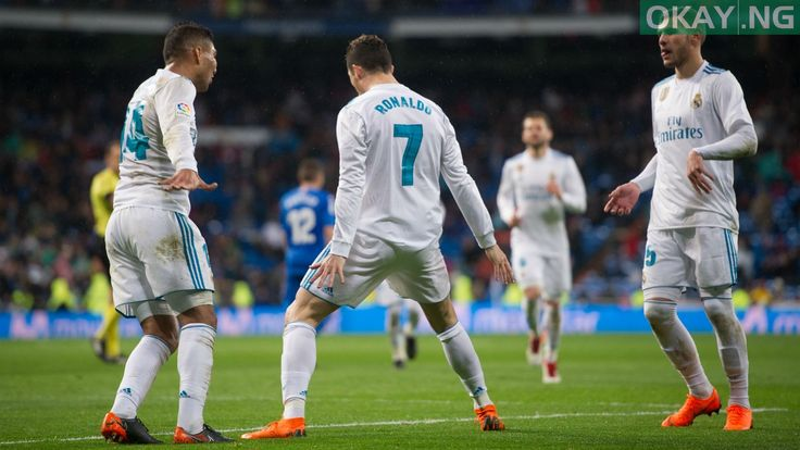 VIDEO: Real Madrid 3-1 Getafe (La Liga) Highlights - https://www.okay.ng/191649    #Getafe #Real Madrid - #Football Highlights #Video
