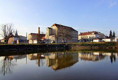 Opatówek, Muzeum Historii Przemysłu
