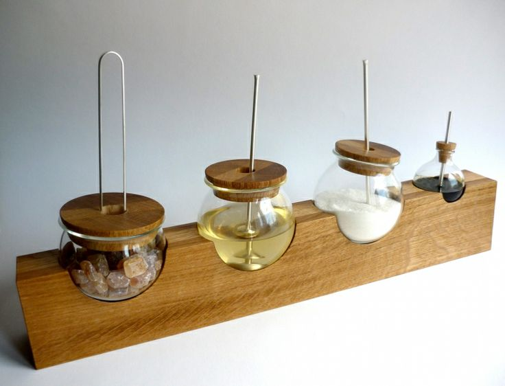 NECTAR - sweetening objects by Petra Vargha, 2012