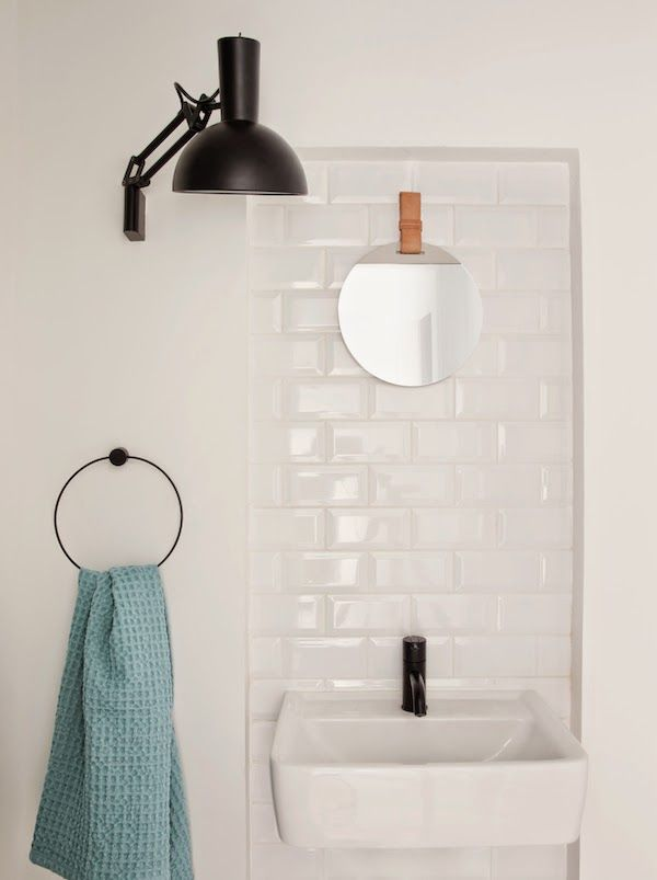Inspiration for your home A bathroom