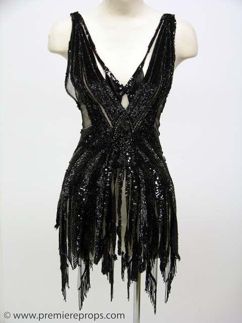 42: CHICAGO Roxie's (RENEE ZELLWEGER) Dance Dress : Lot 42