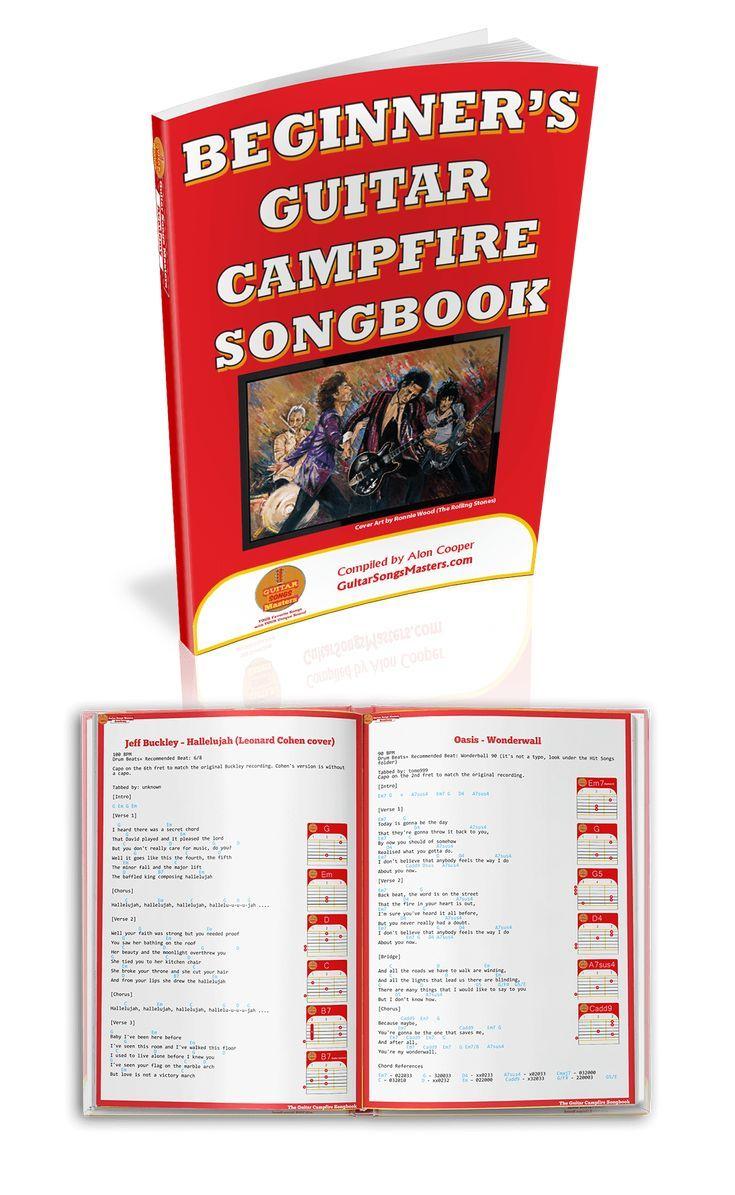 The Guitar Campfire Songbook Free E Book Download Guitar Guitarist