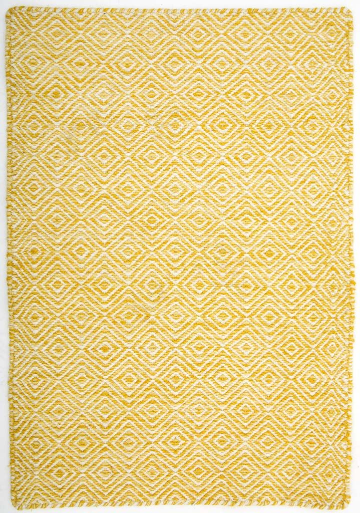 Orissa natur gul ullmatta | Billiga mattor i Stockholm