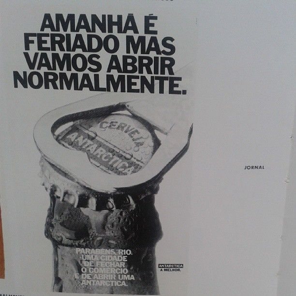 W/Brasil | Cerveja Antarctica | Marcelo Pires + Celso Loducca + Olivetto