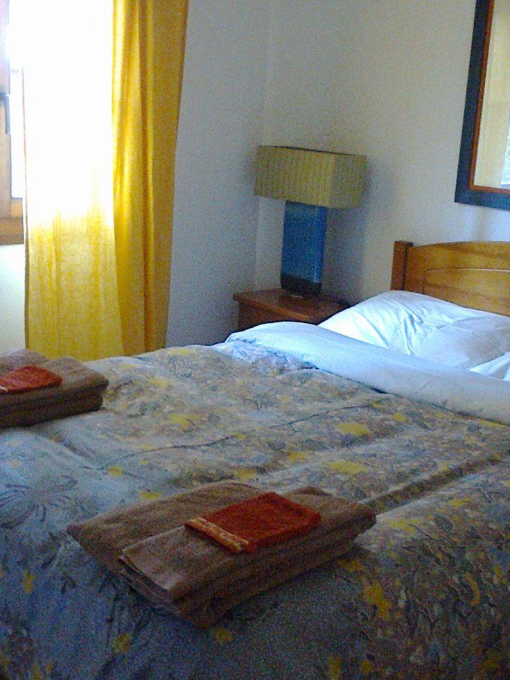 Interior da Cabana - 7 Quintas