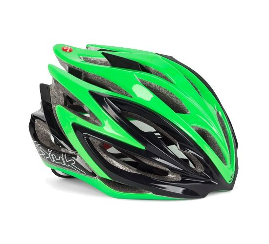 Casco SPIUK Dharma 2014 Verde-Negro #bikestocks #bikes #spiuk