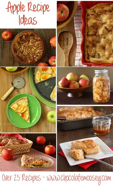 What's On Moosey's Mind - Delmont Apple Festival and Apple Recipes