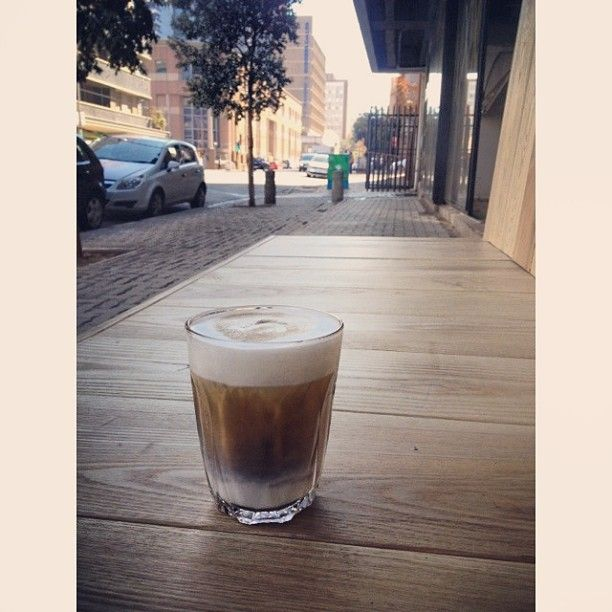 Father coffee, 73 Juta, Johannesburg