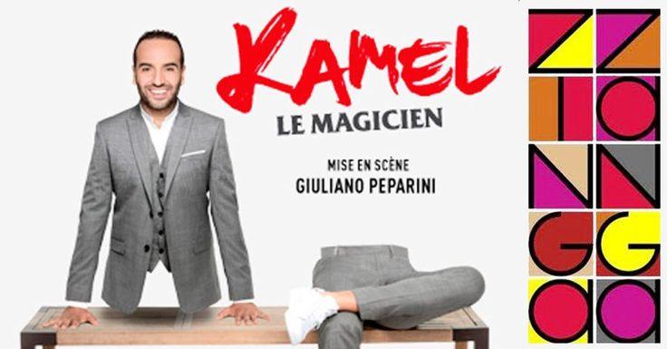 Spectacle de Kamel Le Magicien - PLACES A GAGNER ! A vous de participer