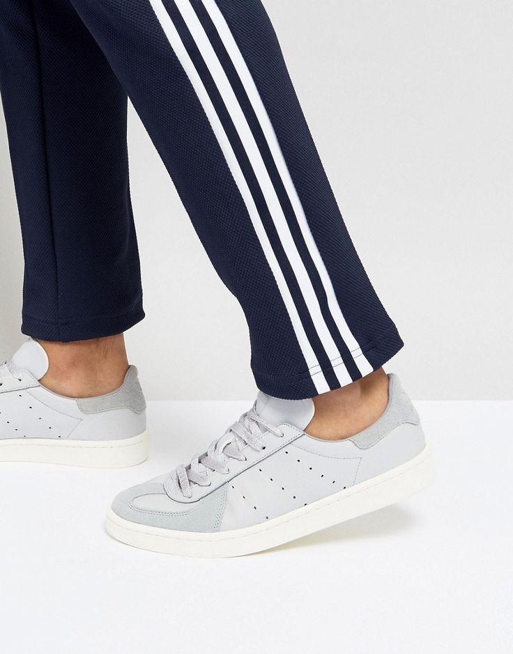 adidas Originals BW Avenue Sneakers In Black BZ0507 - Black