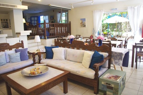 Daphne's Club cosy living room