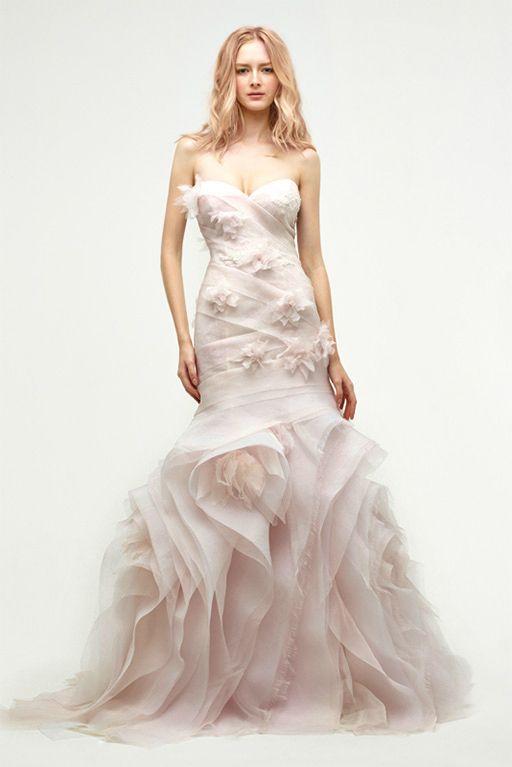 wedding dresses: Jenny Lee