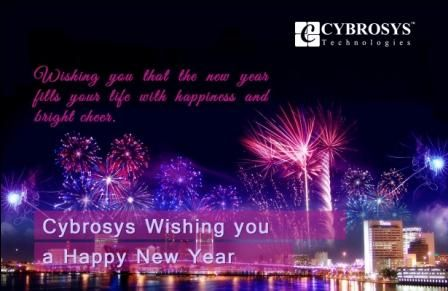 Cybrosys to Welcome New Year 2015
