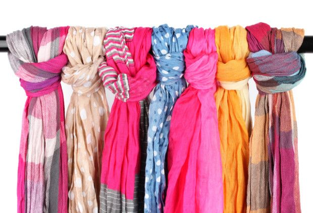mens summer scarves how to wear