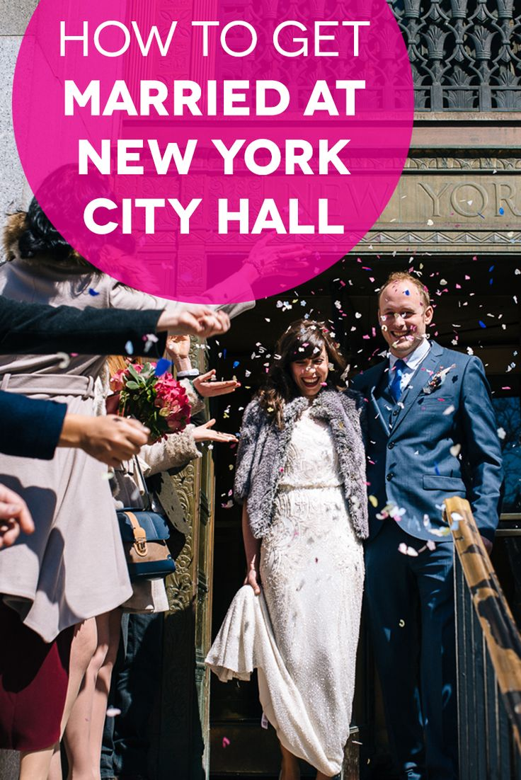 How To Get Married At New York City Hall A Practical Wedding: Blog Ideas for the Modern Wedding, Plus Marriage