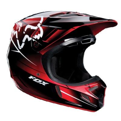 Fox V4 Future Helmet - Fox Racing