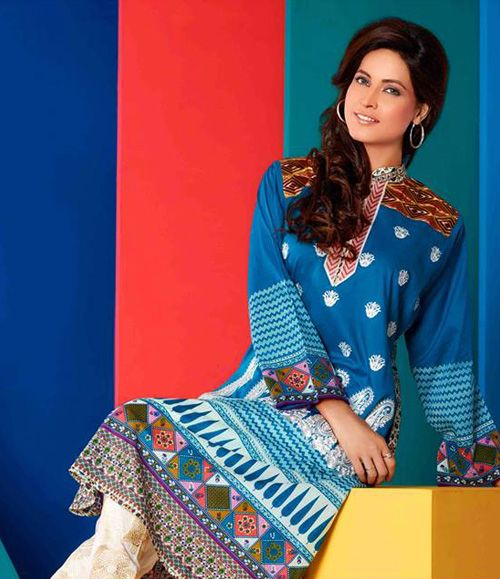 Tawwakal Festive Embroidered Kurtis Collection SBT_402B