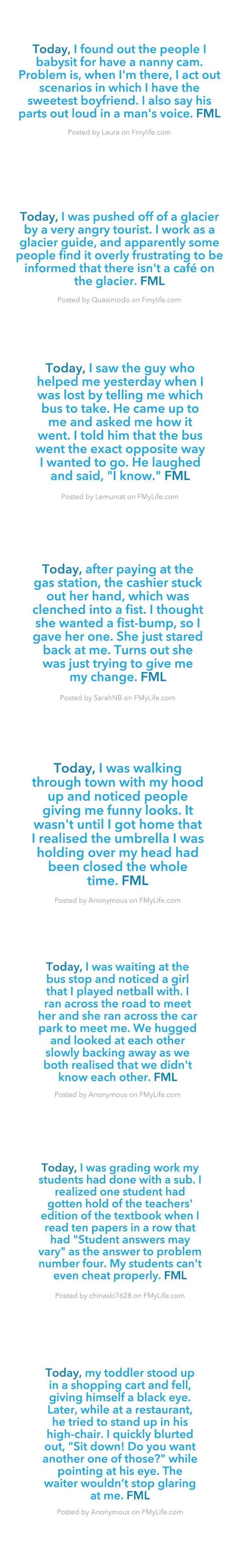 Share an FML story
