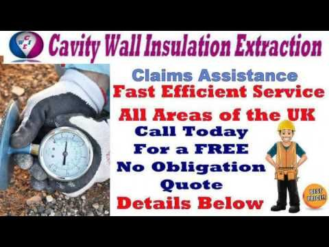damp caused by cavity wall insulation Aberdaron