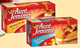 $1 off 2 Aunt Jemima Frozen Pancake, Waffle or French Toast Items Coupon on http://hunt4freebies.com/coupons