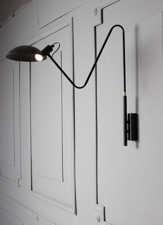 Swing Arm Wall Lamp Swing Arm Wall Lamps Wall Lamp Wall Lights
