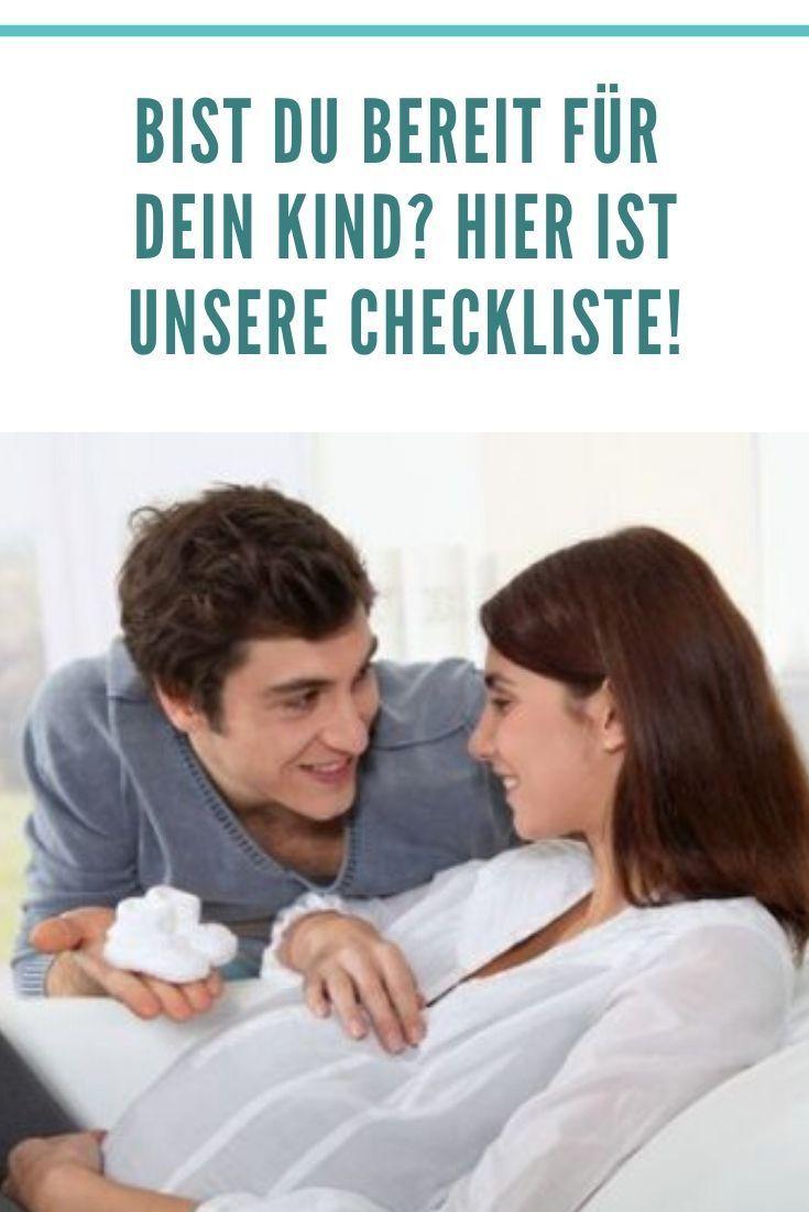 Bereit für dein Kind? Hier ist unsere Checkliste! Bald ist