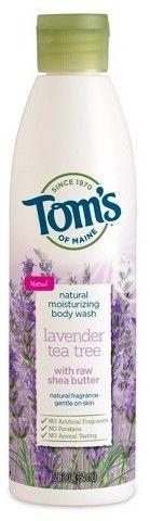 Tom's of Maine® Lavender Tea Tree Natural Body Wash - 12oz