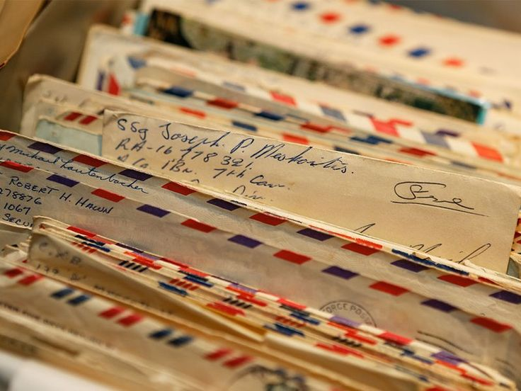 Vietnam War Pen Pals Reunite For Donation To @AmHistoryMuseum