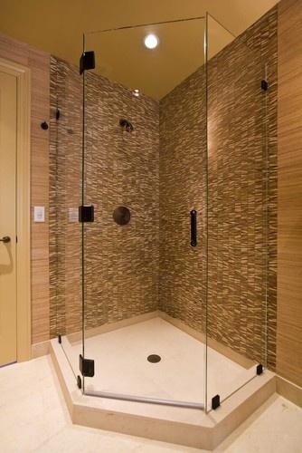 Corner Shower Design, Pictures, Remodel, Decor and Ideas ...