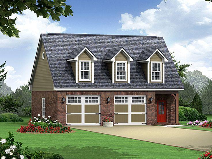 13 best Garage Plans images – 2 Car Garage With Living Space Above Plans