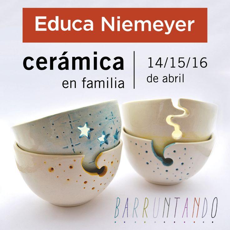 Taller de cerámica en familia -
