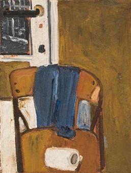 La chaise By Liliane Klapisch ,1987