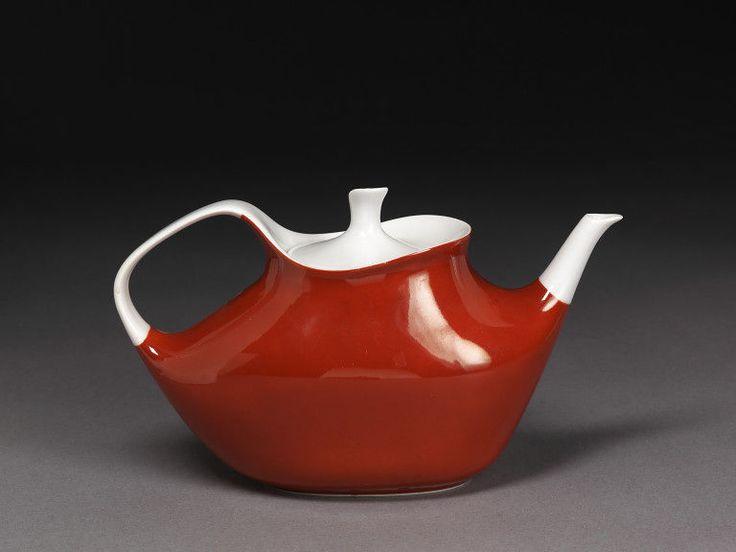 Ulpia teapot, Giovanni Gariboldi, 1955