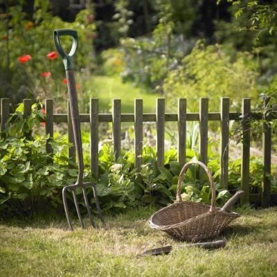 Garden Fence Designs small garden fence panels find the best garden fence panels for with regard to small garden fence source Find This Pin And More On I Loveold Fences Five Fabulous Garden Fence Design Ideas