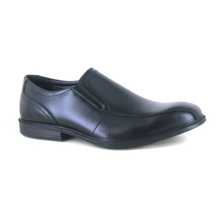 Deering Mainstreet by Hush Puppies. Slide on the suave Deering Maintsreet from Hush Puppies and revitalise your smart look. Along with its G-Width fitting, this shoe incorporates a leather lining and sock as well as flexible soles and removable insoles for your own orthotics. Intended for completely comfortable wearing on a regular basis, this Podiatrist Approved pair of men's smart shoes is a huge enhancement to your collection.