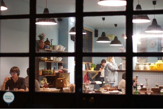 Retrokitchen – a casa da avó no centro da cidade | Braga Cool